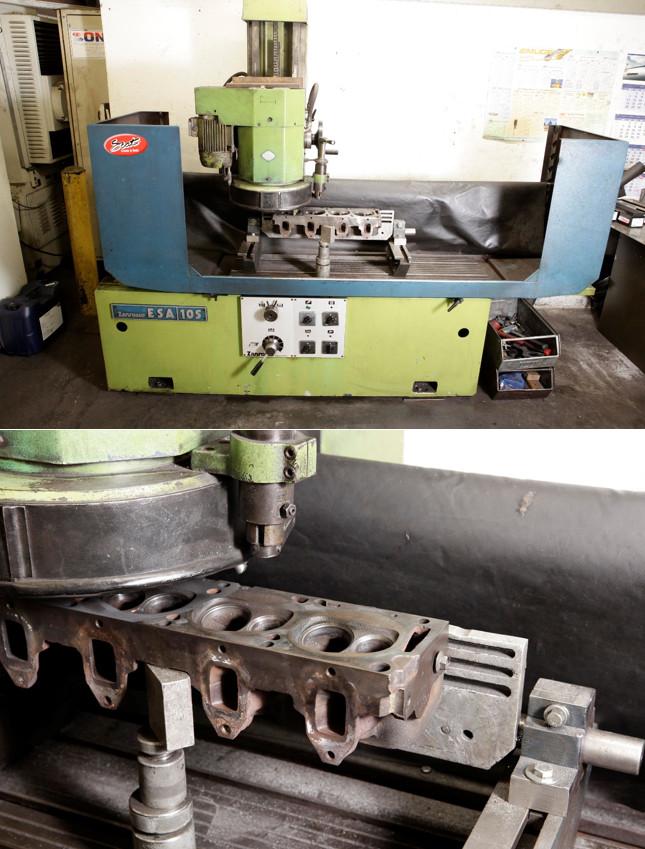 Machinery – Yankee Motors GmbH